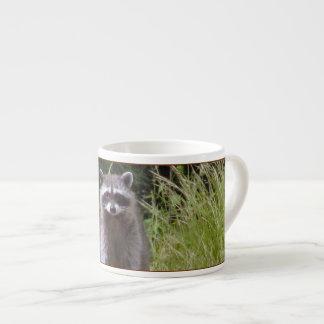 Mamá Raccoon Taza Espresso