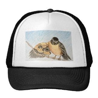 Mama Robin Trucker Hat