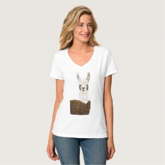 Mama's Llama T-Shirt
