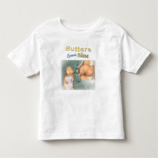 Mama Singing Toddler Tee from Butters Comes Home