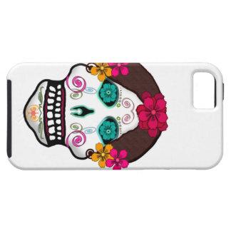 Mamá Skull iPhone 5 Carcasas