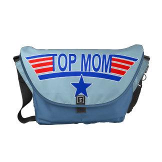 Mamá SUPERIOR de los militares de la MAMÁ Bolsas Messenger