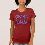 Mamá T-Shirt de Obama Camisetas