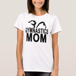 Mamá T-shirt.png de la gimnasia Playera