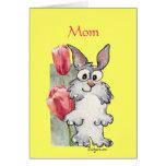 Mamá - tarjetas felices lindas del día de madre