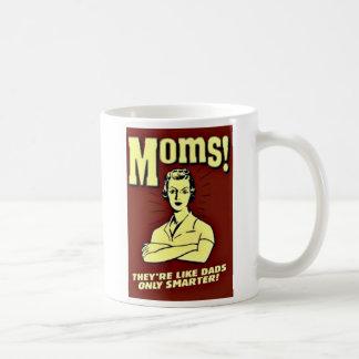 ¡Mamá! Tazas De Café