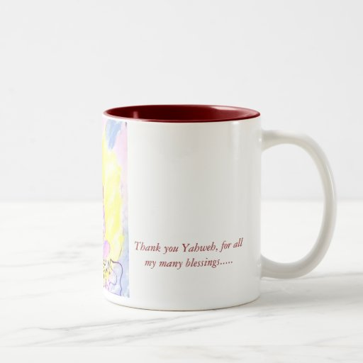 Mama, Thank you Yahweh, for all my many blessin... Mug