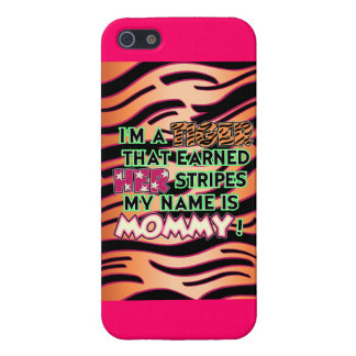 Mama Tiger IPhone 5 iPhone 5 Case