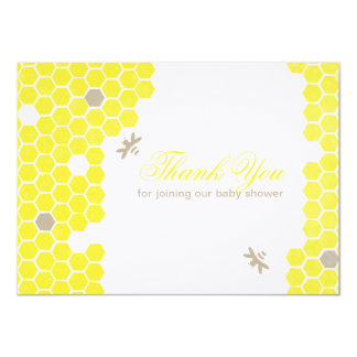 Mama to bee Thank You Card