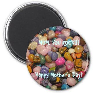 Mamá usted oscila el imán del día de madre