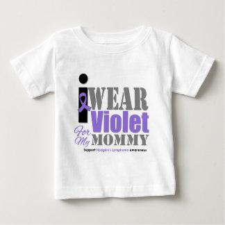 Mamá violeta de la cinta de Hodgkins T Shirt