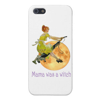 Mama Was a Witch iPhone 5 Covers