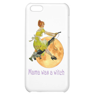 Mama Was a Witch iPhone 5C Cover