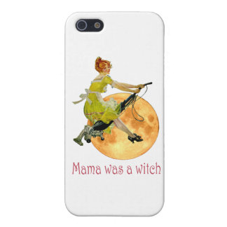 Mama Was a Witch iPhone 5 Cover