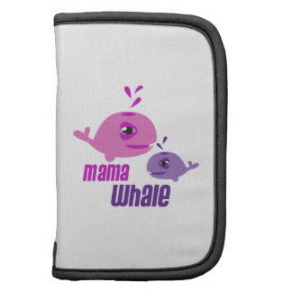 Mama Whale Planners