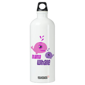 Mama Whale SIGG Traveler 1.0L Water Bottle