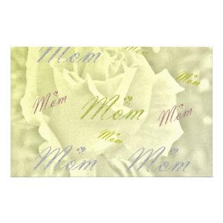 "mamá y rosas folleto 5.5"" x 8.5"""