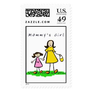 Mamá y yo sello (del Brunette)