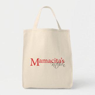 Mamacita's Kitchen Cotton Grocery Tote