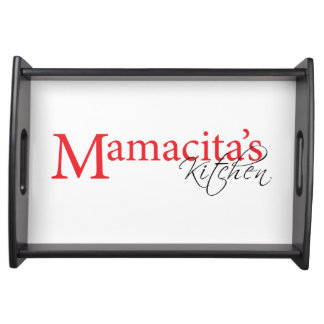 Mamacita's Kitchen Serving Tray