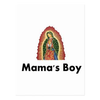 Mamáes Boy Tarjeta Postal