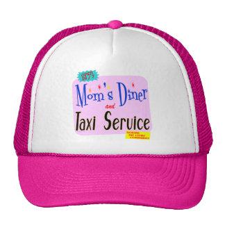 Mamáes comensal y refrán divertido del servicio de gorra
