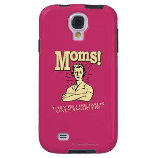 Mamáes: Como los papás, solamente más elegantes Funda Galaxy S4