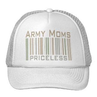 Mamáes del ejército gorro