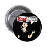 Mamáes elegantes pin