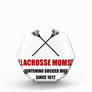 Mamáes espantosas del fútbol de LaCrosse