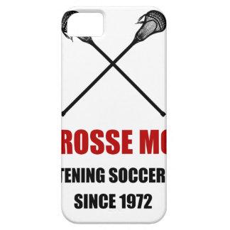 Mamáes espantosas del fútbol de LaCrosse Funda Para iPhone SE/5/5s