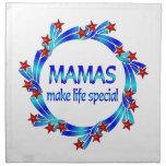 Mamáes Make Life Special Servilleta