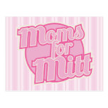 Mamáes para la postal de Mitt Romney