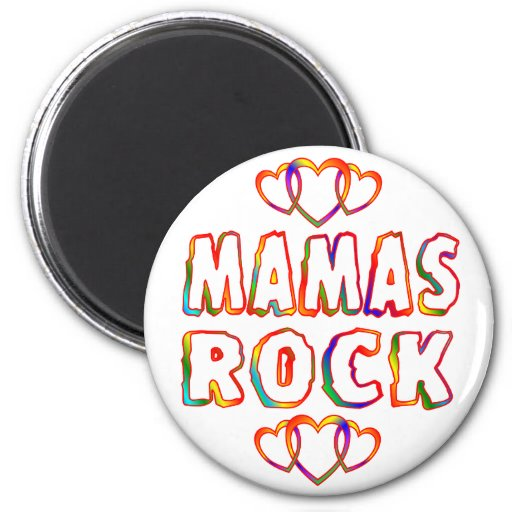 Mamáes Rock Imanes
