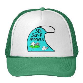 Mamáes Trucker Hat de la resaca Gorro