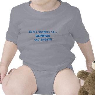 Mamáes y papás de Crossfit a ser… Traje De Bebé