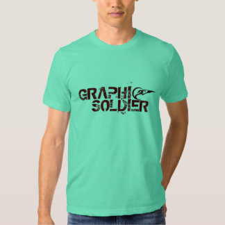 mamajuana red logo copy, GRAPHI, SOLDIER Shirt
