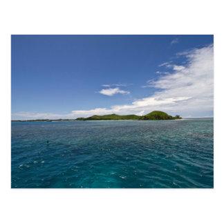 Mamanuca Islands, Fiji Postcard