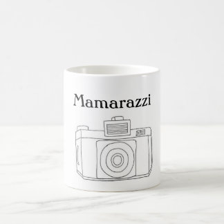 Mamarazzi Mug for Picture-taking Moms