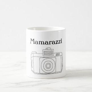 Mamarazzi Mug for Picture-taking Moms