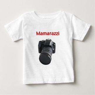 Mamarazzi Photographer Baby T-Shirt