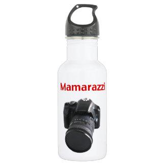 Mamarazzi Photographer Water Bottle