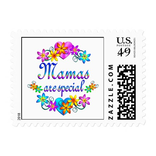 Mamas are Special Stamps