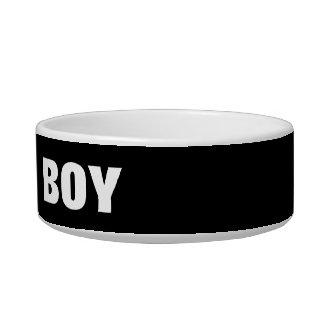 Mama's Boy Bowl