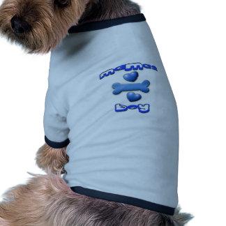 Mama's Boy Pet Shirt