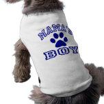 Mama's Boy Pet Tee Shirt