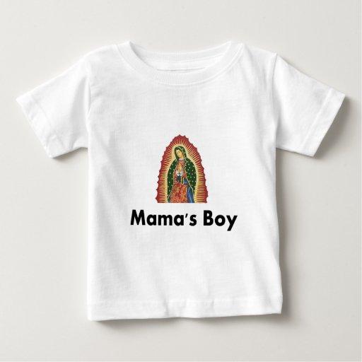Mamas Boy Tee Shirts
