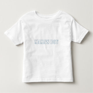 Mama's Boy Toddler T-shirt