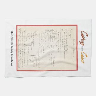 Mama's Chicken Gumbo Recipe Kitchen Towel
