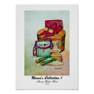 Mama's Collection 1 - Customized Poster